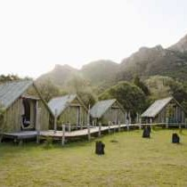 Table Mountain National Park Tented Accommodation