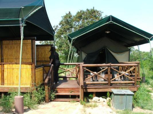 2-Bed Safari Tent