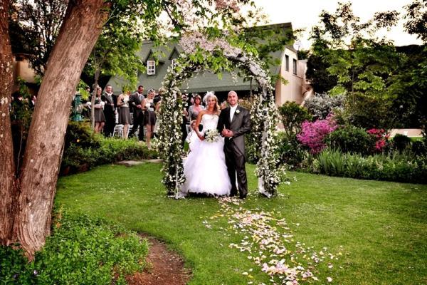 Our Garden and Weddings