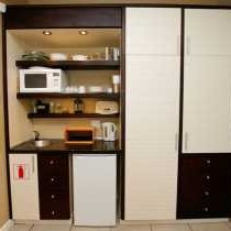 Kitchenette for all guests rooms