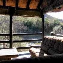 View from Bush Lodge