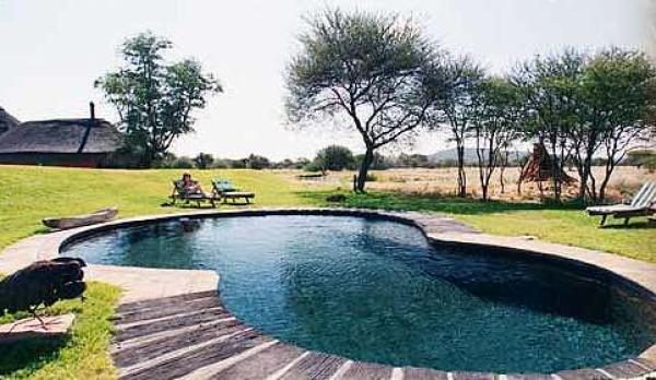 Okonjima Guest Lodge