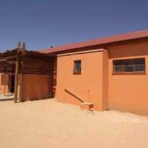 Camping Ablution Block