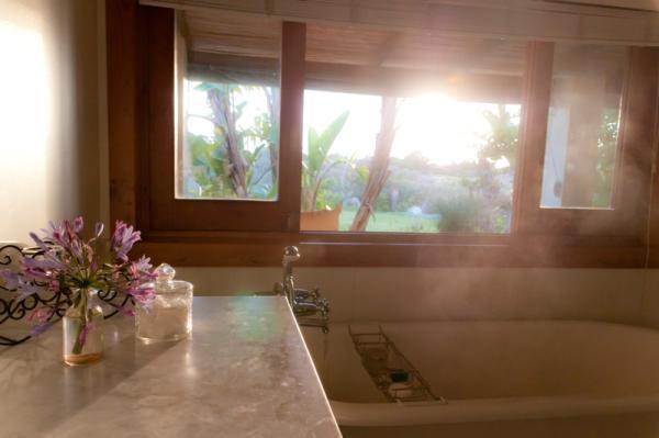 Steamy Bathroom
