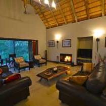 Lounge Area - Main Lodge