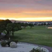 Sunset from Clubhouse