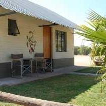 Twin room exterior