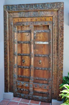 Indian Entrance Door
