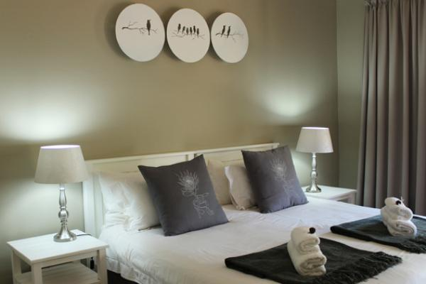 Our luxury bedrooms