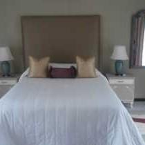 Homestead main bedroom