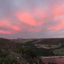 Breathtaking views of the Robberg Peninsula