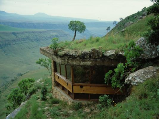 Giants Castle - Drakensberg