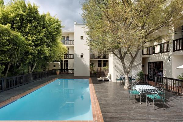 The Best Western Cape Suites Hotel