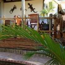 Deck/Pool area