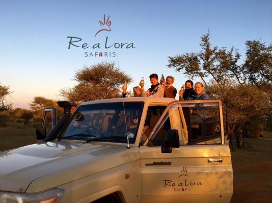 Re a Lora Lodge Game Drives