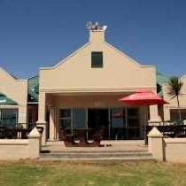 The Eigebraai entrance on the banks of the  Berg River