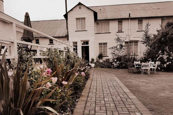 Country Hotel Est. in 1892