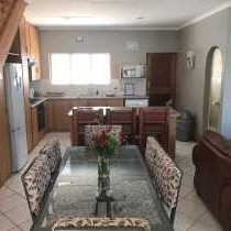 Image from the dining room/kitchen