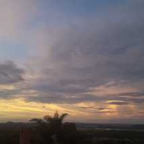 Views from lookout at Aloe Guesthouse